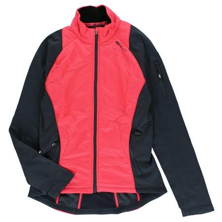 Sugoi Womens Alpha Hybrid Jacket Bright Pink -