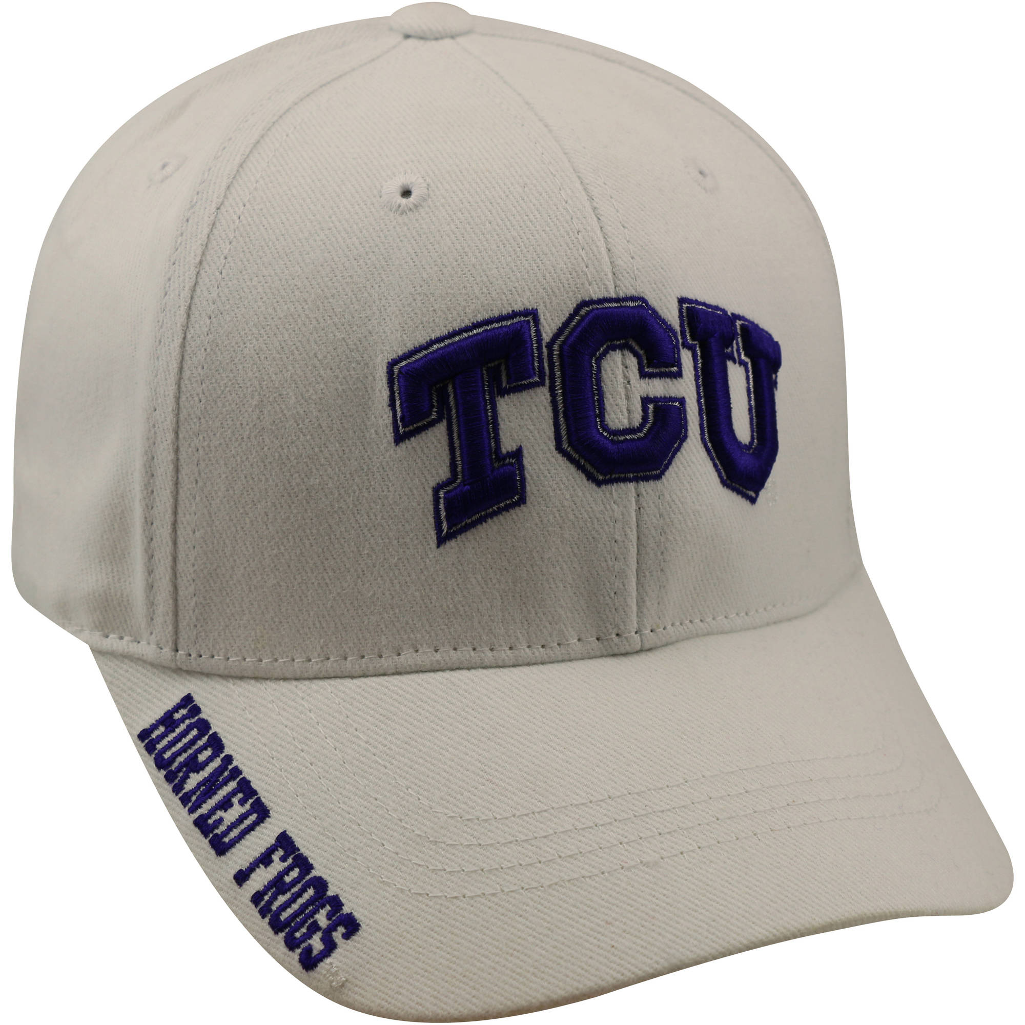Black CA Accessories TCU Horned Frogs Sport Sunglasses with Color Tips