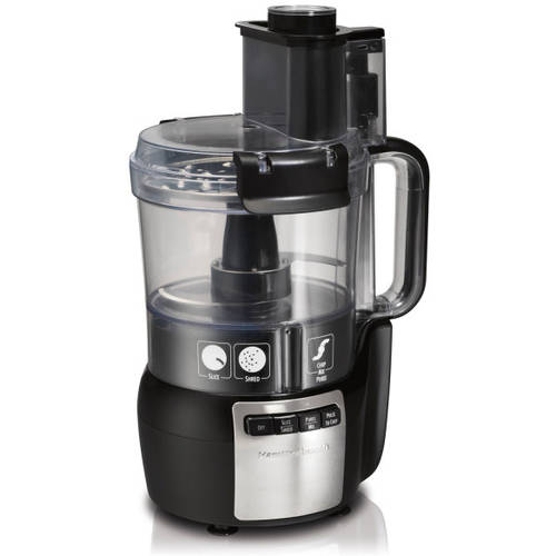 Refurbished Hamilton Beach Stack and Snap 10 Cup Food Processor | Model# R1703