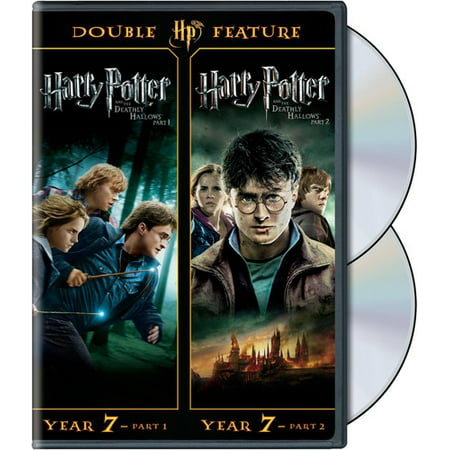 Harry Potter and the Deathly Hallows, Part 1 / Harry Potter and the Deathly Hallows, Part 2