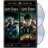 Harry Potter and the Deathly Hallows, Part 1 / Harry Potter and the Deathly Hallows, Part 2 (DVD)