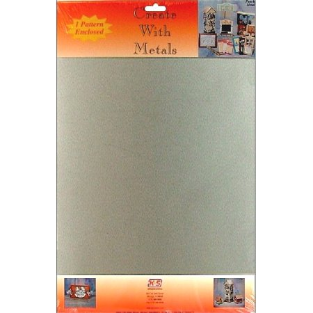 Punched Metal Sheets (12