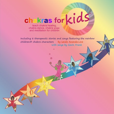 Halloween Song And Dance For Kids (Chakras for Kids(TM) teach chakra healing, chakra dance, chakra yoga and meditation for children : Including 8 therapeutic stories and songs featuring the Rainbow Children(R) chakra)
