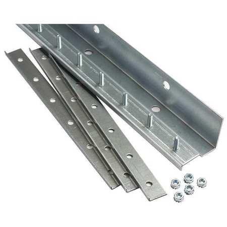 TMI 999-00051 Strip Door Hardware, 5 ft., Aluminum