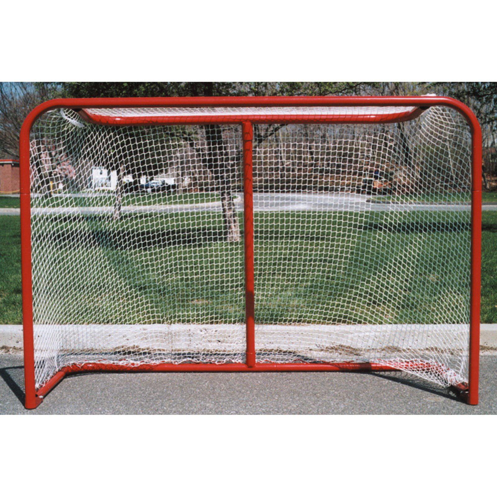 Heavy Duty 4 x 6 ft. Street Roller Hockey Goal by Goal Sporting Goods Inc
