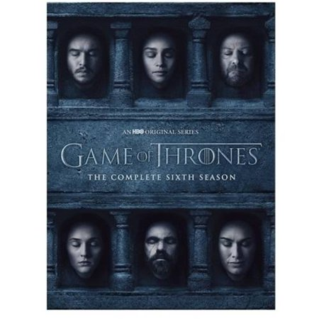 Game Of Thrones  The Complete Sixth Season  Widescreen