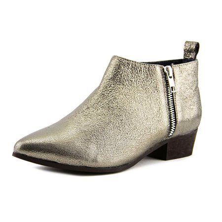 Seychelles Serene Women Pointed Toe Synthetic Bronze Ankle Boot -  Walmart.com
