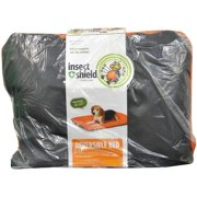 Insect Shield Reversible Bed Medium, Grey/Orange