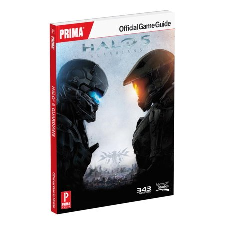 Halo 5: Guardians : Prima Official Game Guide ()