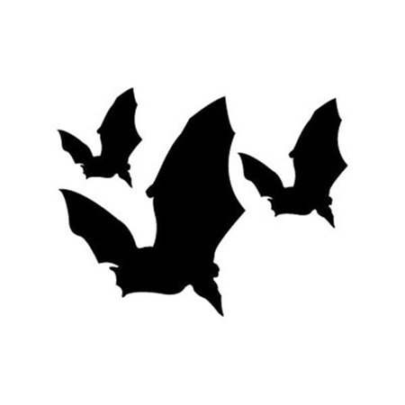 Bats Flying (Woodworking Project Paper Plan to Build Flying Bats)