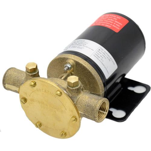 Johnson 10-24727-03 F38B-19 8.0 GPM Multi-Use Utility Pump, 12V