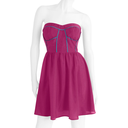 G21 Juniors Bustier Dress
