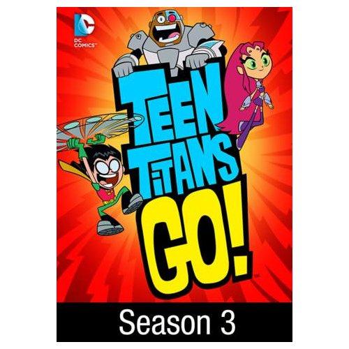 Teen Titans Go!: Dark Injustice (Season 3: Ep. 28) (2016)
