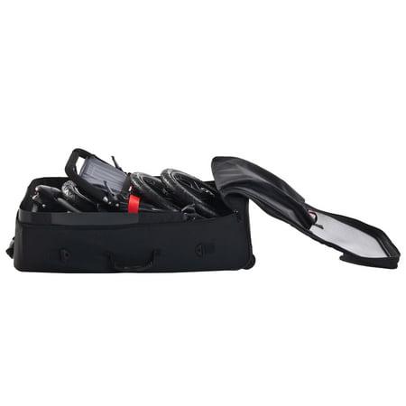 BOB Single Stroller Travel Bag in Black