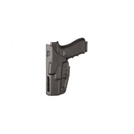 Safariland 7378 7TS ALS Paddle & Belt Loop Concealment Holster, Glock 19, 23