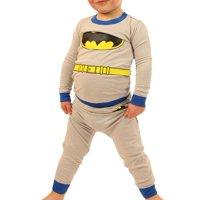 DC Comics Batgirl Hot Pink Logo Cotton Costume Pajama Set