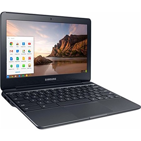 Samsung High Performance Chromebook computer, Intel Dual-Core Celeron N3060 up to 2.48GHz, 11.6 inch WLED HD Display, 4GB