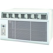 "Energy Star 12,000 BTU 115-Volt Window-Mounted Air Conditioner with ""Follow Me"" LCD Remote Control"