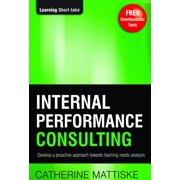 Internal Performance Consulting - eBook