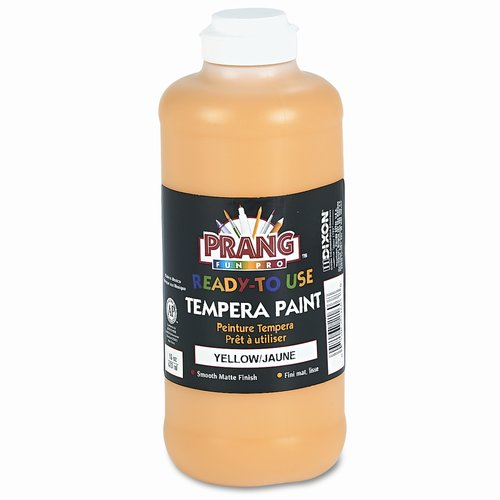 Dixon Prang Ready-To-Use Tempera Paint, 16 Oz