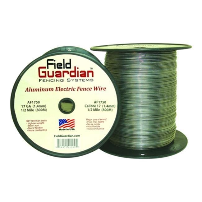 Field Guardian 17 GA. Aluminum Wire, 1/2 Mile