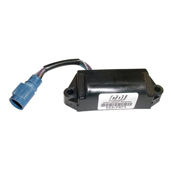Module, Shift Assist OMC Cobra V8 w/1 Plug w/Prestolite Elect. 1991-1993 Pro #: 123-7571 X-Ref #: 887564 987564, 987571 ()
