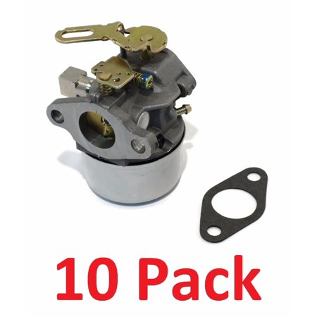 (10) CARBURETORS Carbs for Tecumseh 640299 640299A 640299B Snow Blower Thrower by The ROP (Best Type Of Snowblower For Gravel Driveway)