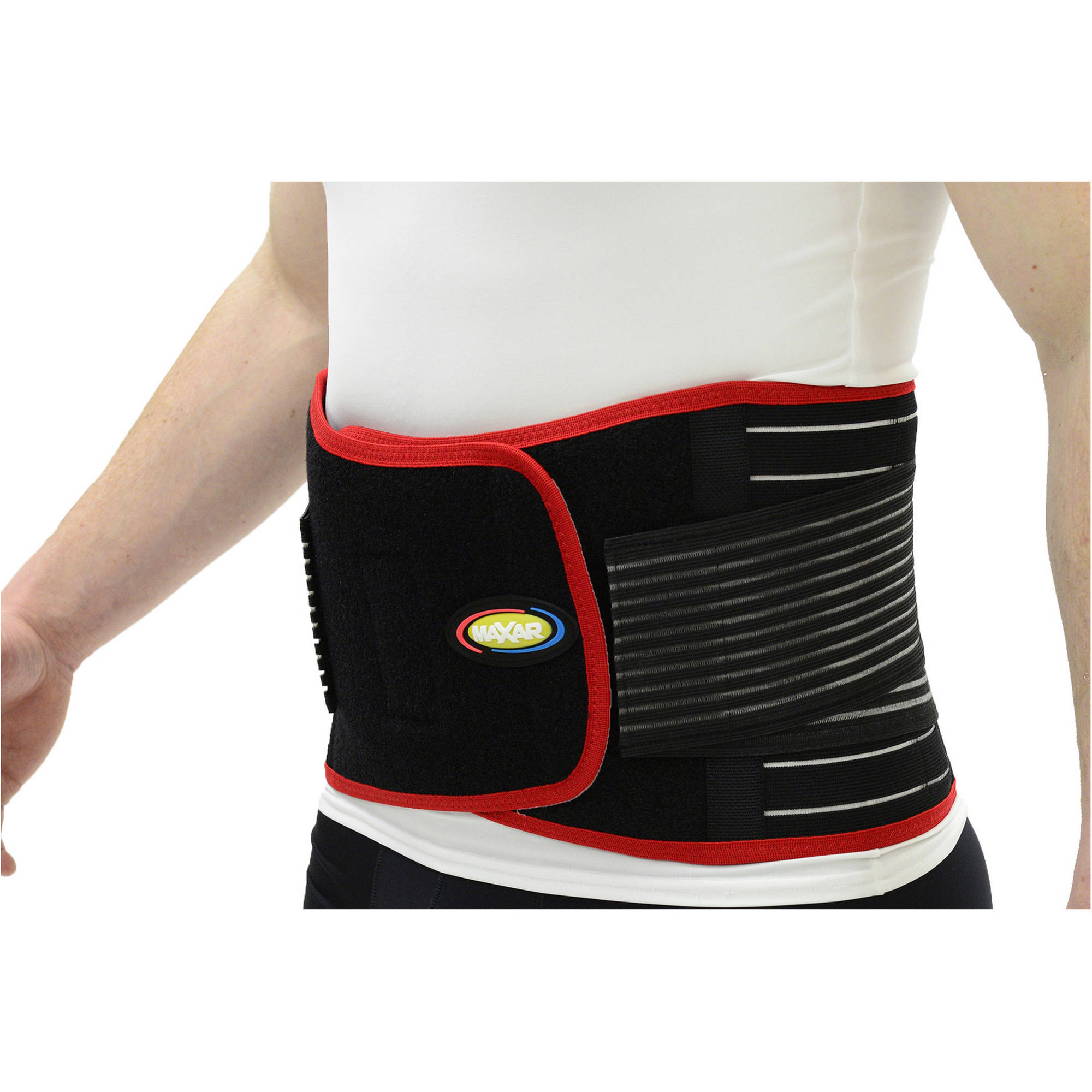 MAXAR Bio-Magnetic Back Support Belt: BMS-512