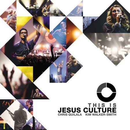 Jesus Accompaniment Compact Disc - This Is Jesus Culture (CD)