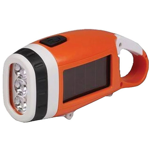 Energizer Solar LED Flashlight