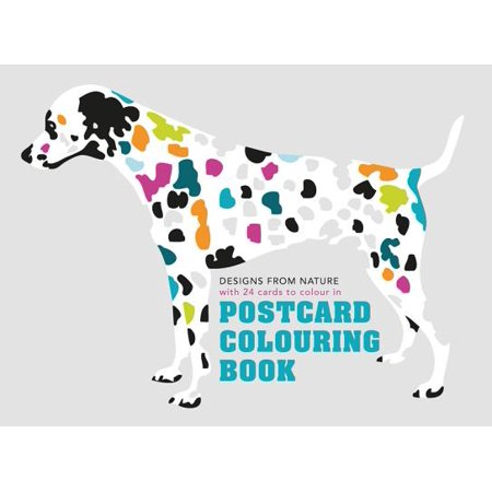 Postcard Colouring Book (Postcards Hobby)