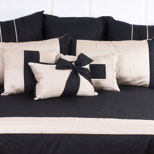 Charister Tux Boudoir/Breakfast Pillow
