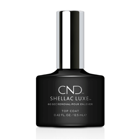 CND Shellac Luxe 60 Second Removal Gel Polish