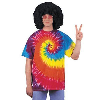 IN-13687621 Tie Dye Shirt Halloween Costume for Adults  By Fun Express - Express Halloween