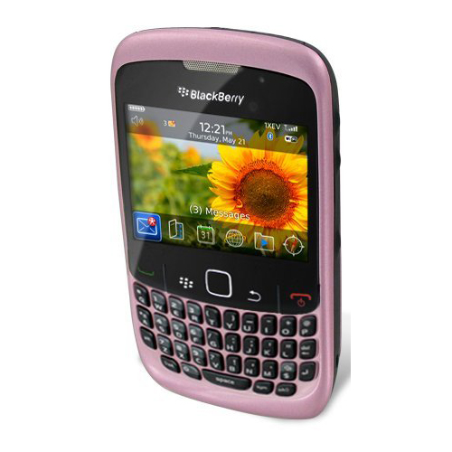 BlackBerry 8530 Curve Replica Dummy Phone / Toy Phone (Pink) (Bulk Packaging)