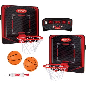Majik Wireless Basketball Game Set