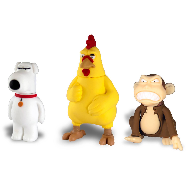 16GB Family Guy, Brian, Chicken, Evil Monkey, USB Flash Drive