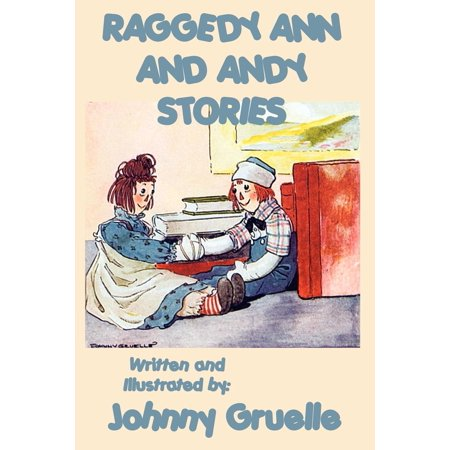 Raggedy Ann and Andy Stories - Illustrated - Raggedy Ann For Sale
