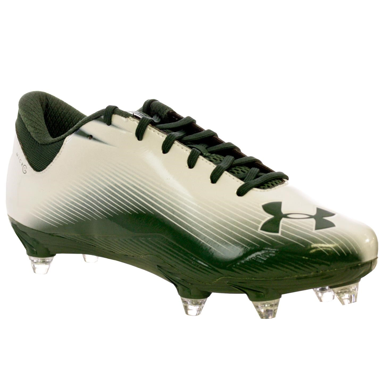 Under Armour TEAM NITRO III LOW D Mens Football Shoe WHGN 11.5M