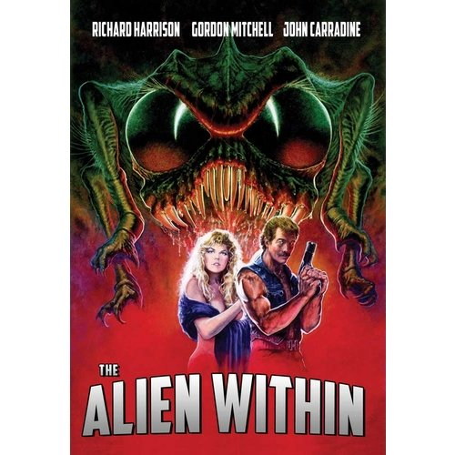 The Alien Within / Evil Spawn