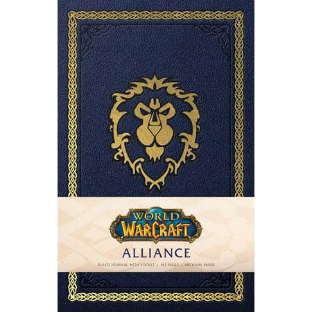 World of Warcraft: Alliance Hardcover Ruled - World Of Warcraft Timeline