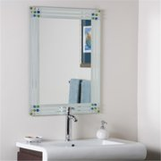 mirrors with of vanity bathroom for graceful bathrooms frameless popular mirror