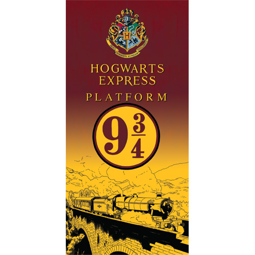 Disney Harry Potter Beach Towel