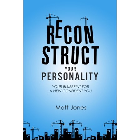 Reconstruct Your Personality (US Version) - eBook