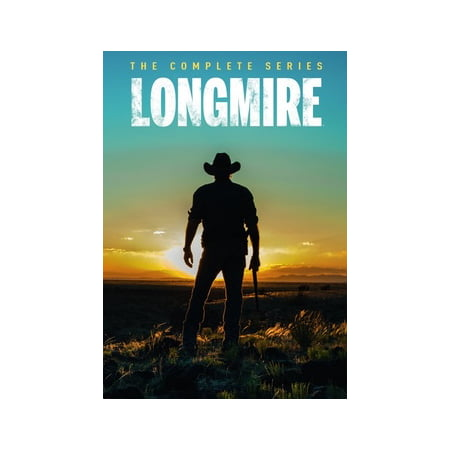 Longmire: The Complete Series (DVD) ()