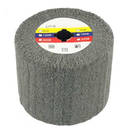 Superior Pads and Abrasives AW-600 Elastic Grain Coated Non Woven Nylon Web Wheel (600 Grit) - Fits Hardin HD-5800 Burnisher / Polisher