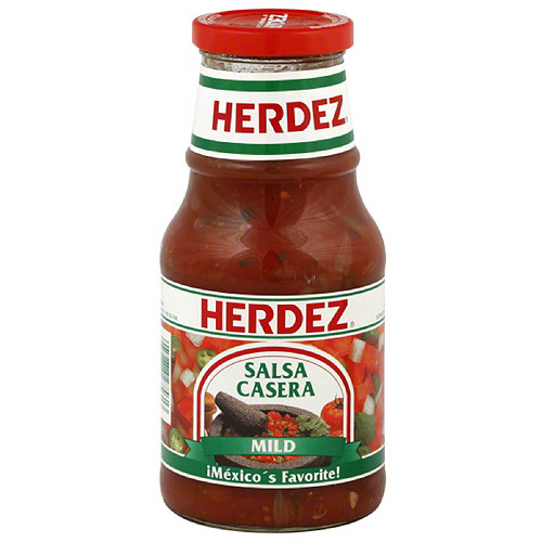 Herdez Mild Casera Salsa, 24 Oz, (pack O