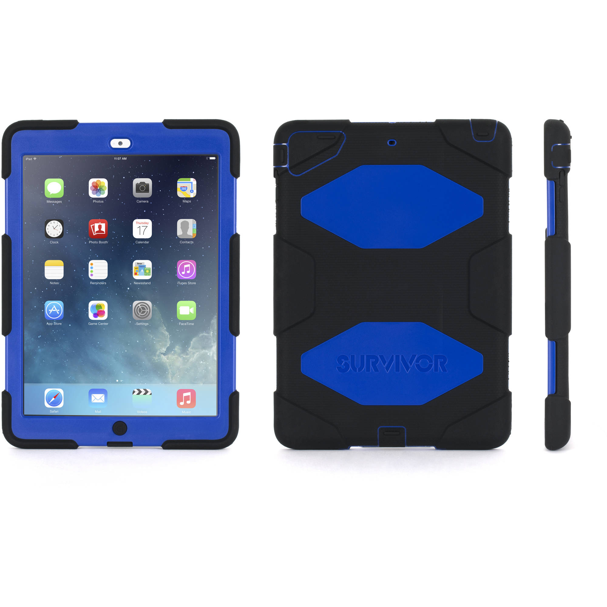 Griffin Survivor All-Terrain Case for Apple iPad Air