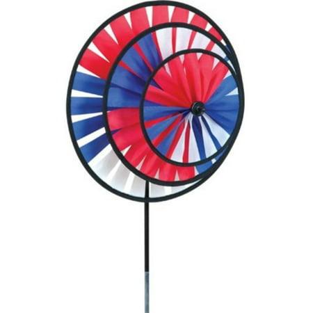 Bold Innovations Patriotic Triple Wheel (Patriotic Garden Spinner)