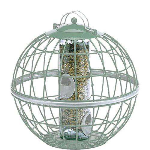 Gardman Usa NT071 The Nuttery Seed Feeder Globe by Gardman USA